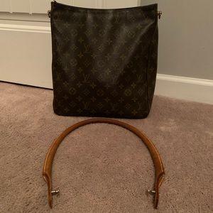 Louis Vuitton GM Looping Bag